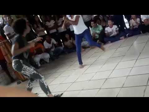 Apresentação Capoeira  - Alto Alegre do Pindaré