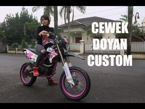 Video MotoVLog - Membangun Kawasaki KLX 150 Supermoto