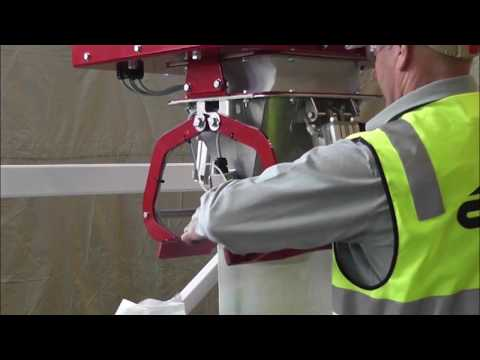Gross Weigher - Fast, Accurate, Reliable - Bag Filling Machine