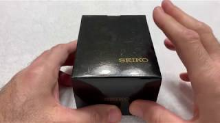 "Unboxing & Review Of A Seiko 6139-6020 ""Doctor's Chronograph"""