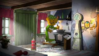 BAMSE AND THE CITY OF THIEVES - OFFICIAL TRAILER