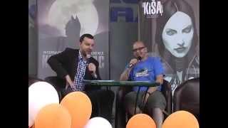"Međunarodna strip konferencija ""Kragujevac, 2014."" (Pavle Zelić, Igor Marković)"