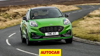 Ford Puma ST review | Crossover meets hot hatchback | Autocar by Autocar