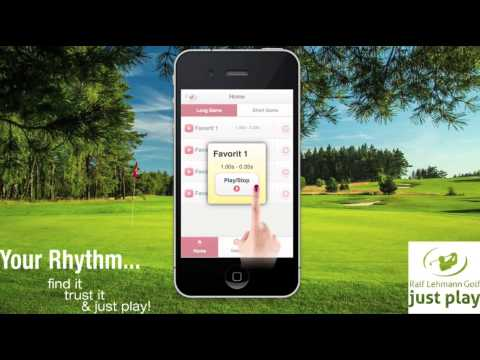 Video of Golf Rhythm Trainer Basic