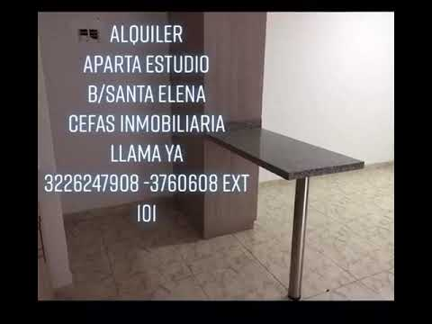 Apartaestudios, Alquiler, Santa Elena - $550.000