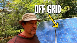 Super Simple Solar Power for Off Grid Living