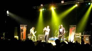 Punk im Pott 2009 - Fahnenflucht - Willkommen in Deutschland