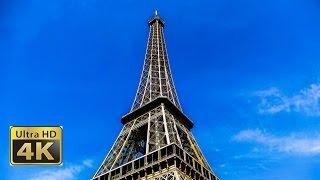 Paris Frankreich, Amazing vlog 4k video ultra hd FZ1000