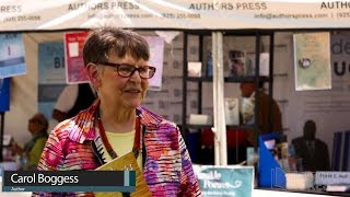 L.A. Times Festival of Books | Carol Boggess Interview