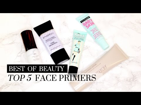 Top 5 Best Face Primers | LookMazing