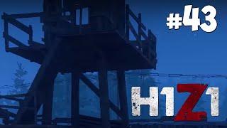 НАКОНЕЦ-ТО ДОСТРОИЛИ БАЗУ, ЛУННАЯ ПОХОДКА, ПОДАРИЛИ СТАРЫЙ ДОМ | Зомби Апокалипсис в H1Z1 #43