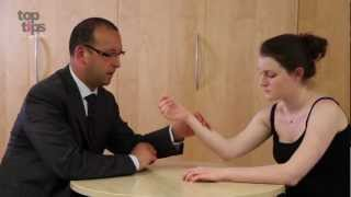 Orthopaedics Video 7 - examination of the hand & wrist