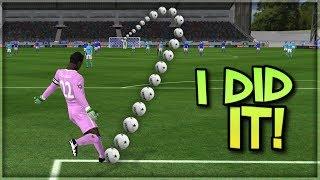 I Scored From A Goal Kick In Dream League Soccer 2018!!!