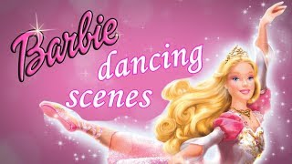 Top 20 Barbie Movie Dancing Scenes ❀