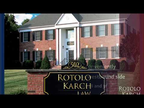 Video Rotolo Karch Law - Accident & Injury Lawyers in Hunterdon County, NJ