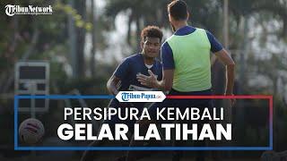 Selasa Malam Tiba di Malang, Persipura Jayapura Langsung Kembali Latihan pada Rabu Pagi