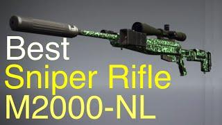 MGSV: Phantom Pain - Making Best Sniper Rifle M2000-NL (Metal Gear Solid 5)