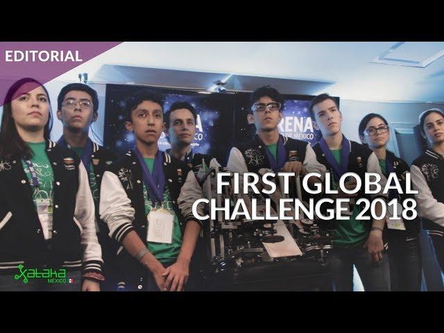 México fue SEDE y TRIUNFA en la competición de ROBÓTICA más importante del mundo