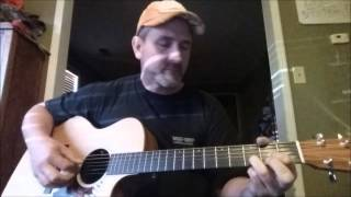 Where She Told Me To Go, Eric Church cover, Jesse Allen