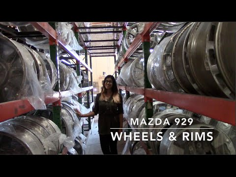 Factory Original Mazda 929 Wheels & Mazda 929 Rims – OriginalWheels.com