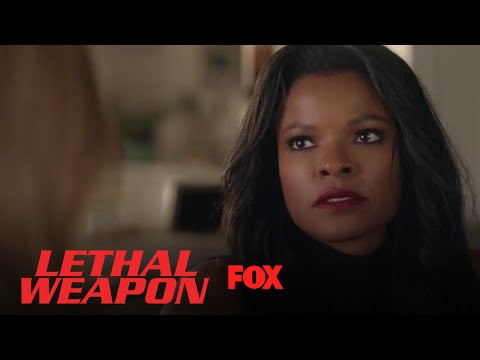 Trish Gets Bad News From Roger | Season 3 Ep. 7 | LETHAL WEAPON