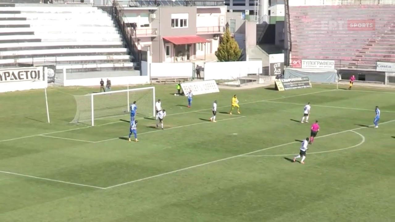 Super League 2   Δόξα Δρ. – Χανιά   Highlights   03/03/2021   ΕΡΤ