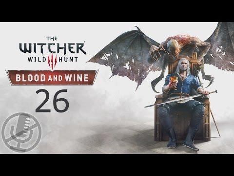 Ведьмак 3 Кровь и Вино Прохождение Без Комментариев На Русском На ПК Часть 26 — Логово Бестии