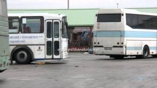 preview picture of video 'Baza autobusowa PKS Busko Zdrój'