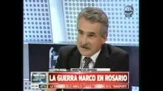 Agustín Rossi En A24