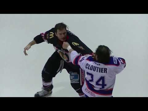 Adam Leblanc-Bourque vs. Chris Cloutier