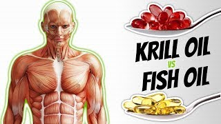 KRILL OIL vs FISH OIL: Which Omega 3 Supplement Is Better (IS IT SAFE) | LiveLeanTV