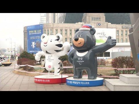 Pyongyang Olympics or Pyeongchang Olympics?