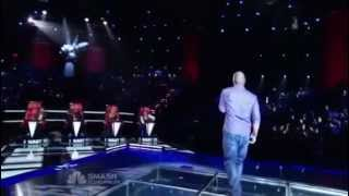 Jesse Campbell The Voice - A Song For You - USA 2012 Audition