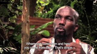 They Are We.  A Cuban-African reunion story!