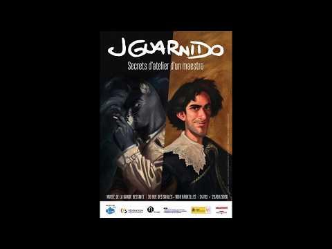 """Juanjo Guarnido, secrets d'atelier d'un maestro"" - TEASER FR"