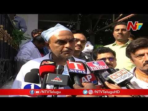 Basavatarakam Cancer Hospital Doctor About Kodela Siva Prasad Demise    NTV