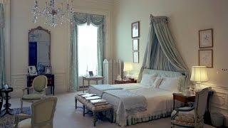 How the White House master bedroom has changed