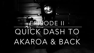 preview picture of video 'Quick dash to Akaroa & back - Ep II - Mackie's Rides'