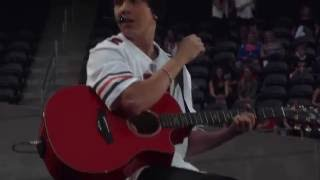 Austin Mahone - Let Me Love You - Acoustic