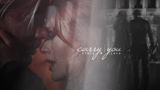 Clary & Jace ➰ Carry You [+3x20]