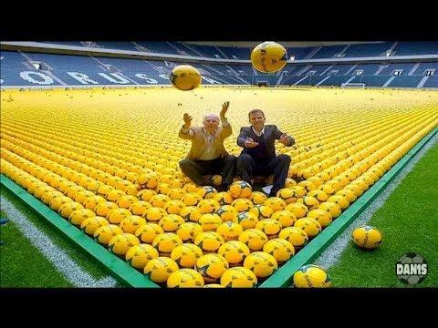 12 RECORD MONDIALI del Calcio IMPOSSIBILI Da BATTERE -  Guinness World Records | HD #52 ⚽