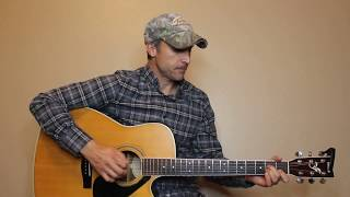 The Good Stuff   Kenny Chesney   Guitar Lesson | Tutorial