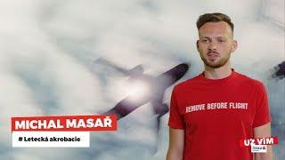 MICHAL MASAŘ - LETECKÁ AKROBACIE
