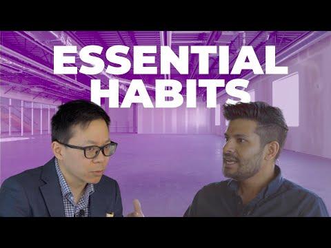 Essential Habits promotional video