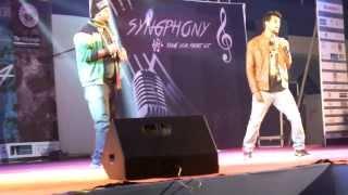 HUM TUM (valentine special) LIVE at iit patna - bharatandshask