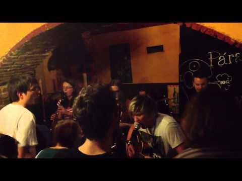 Pára vod Huby - Pára vod huby live in Brouk 2012