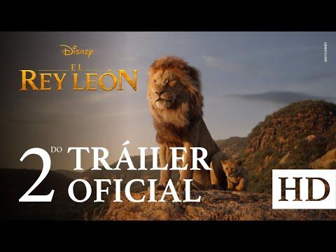 El Rey León 2019 trailer