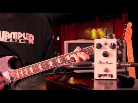 WAMPLER Plexi Drive Standard Kytarový efekt