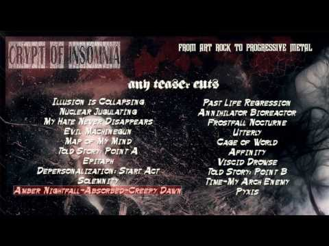 Crypt of Insomnia - from art rock to progressive metal