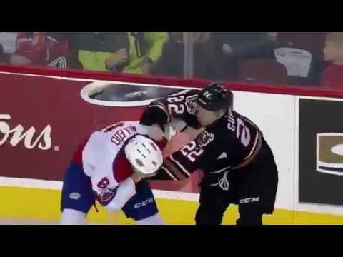 Wyatt McLeod vs Justyn Gurney